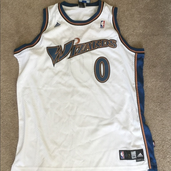 7f3aa17fa Gilbert Arenas Jersey Authentic. NWT. adidas